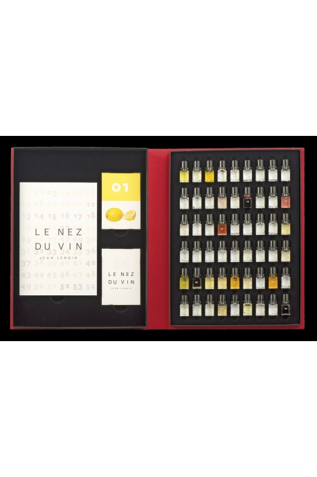 Le Nez du Vin - 54 arômes