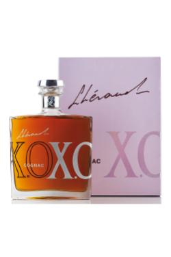 Cognac Lhéraud - Coffret XO Carafe Charles VII
