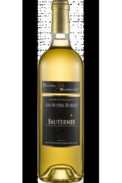 Duval et Blanchet - Les Notes Dorées