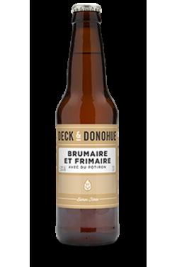 Deck et Donohue - Brumaire et Frimaire