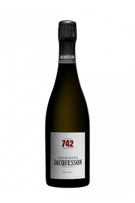 Champagne Jacquesson 742