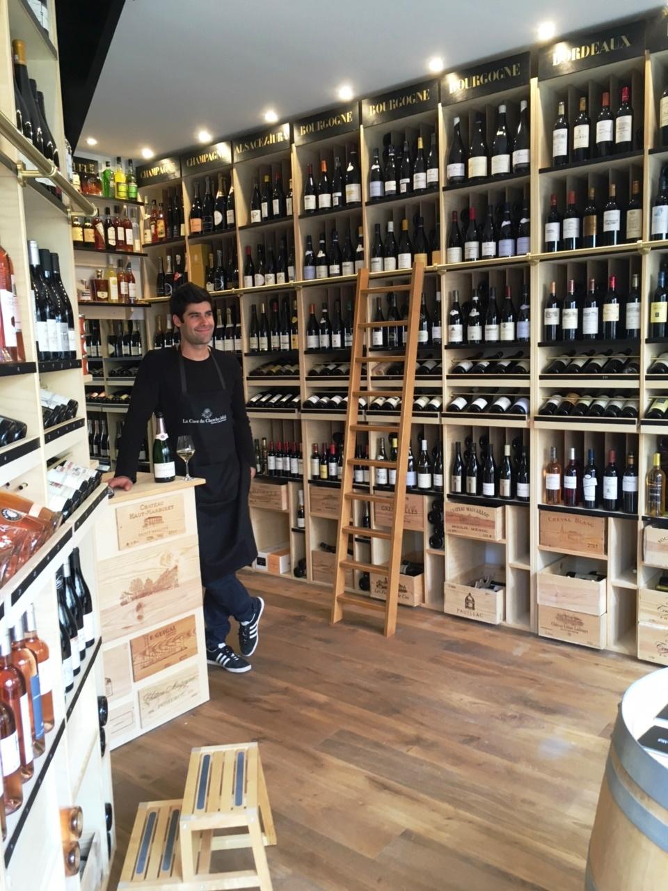 la cave du cherche midi paris achat vins en ligne bordeaux bourgogne champagne spiritueux. Black Bedroom Furniture Sets. Home Design Ideas
