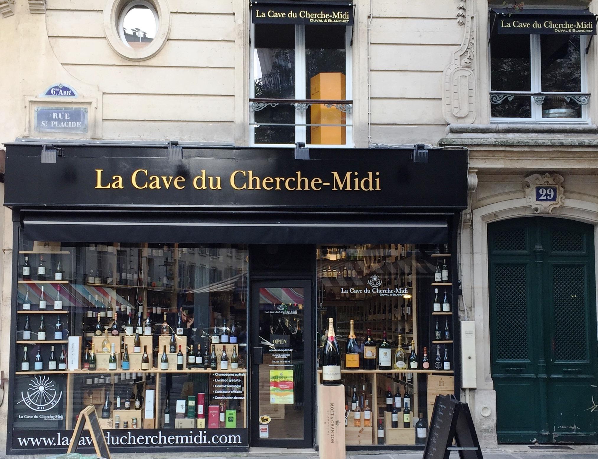 La cave du cherche midi paris achat vins en ligne bordeaux bourgogne champagne spiritueux - La cantine du troquet cherche midi ...