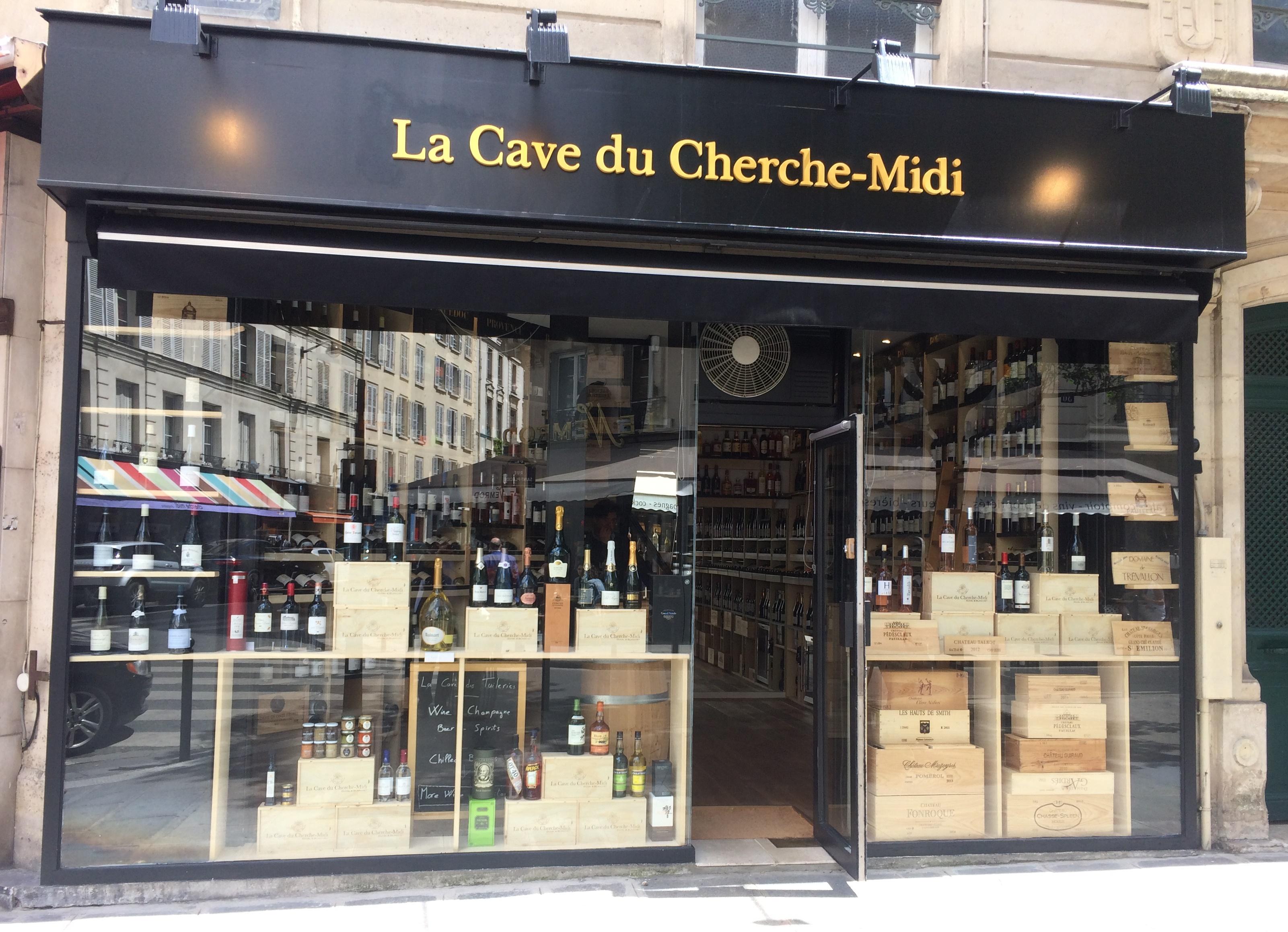 La cave du cherche midi paris buy wine online bordeaux burgundy champagne spirits - La cantine du troquet cherche midi ...